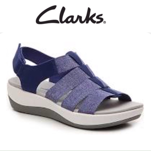 be854be50d9f Clarks Shoes - Clarks® Cloudsteppers Arla Shaylie Sandal